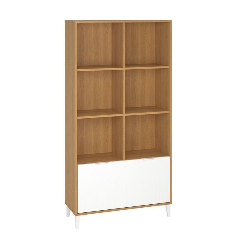 Estantería de salón elegante mueble kit