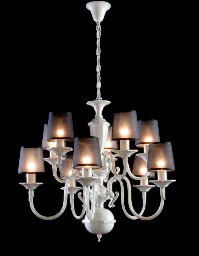 Lámpara Colgante De 10 Luces Mod. Vicky