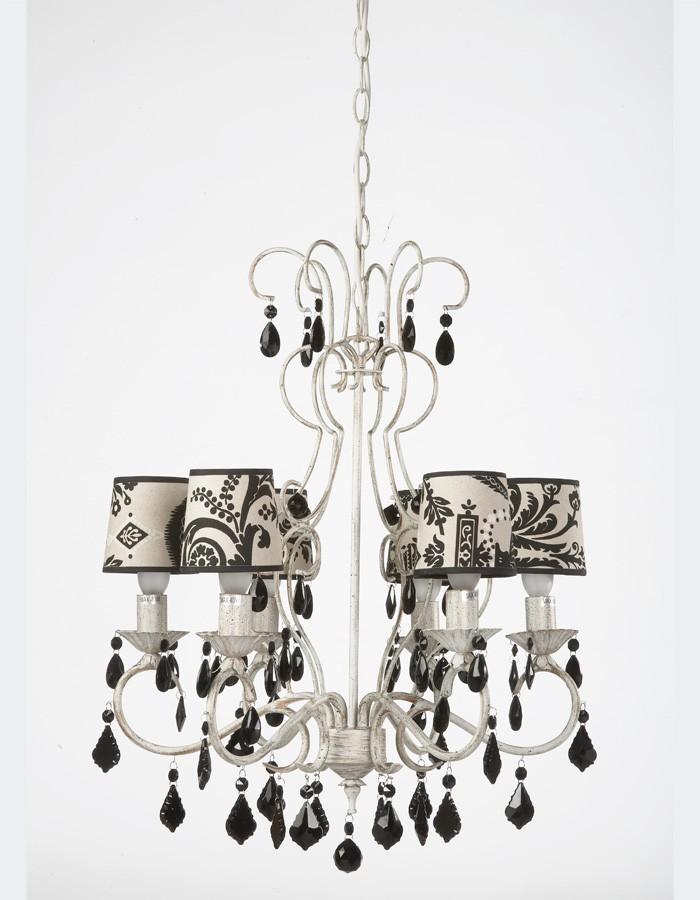 Lámpara Colgante Con 8 Luces Mod. Begoña