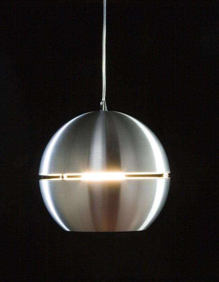 Lámpara Redonda Colgante Mod. Carmen Verde