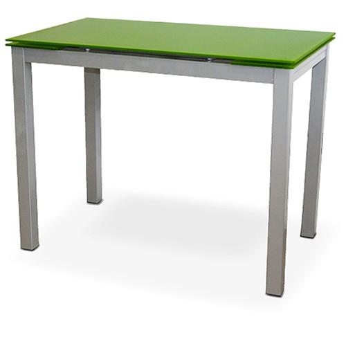Mesa extensible de cocina Calcuta Verde