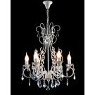 Lámpara Colgante De 8 Luces Mod. Patricia Marfil